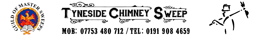 Chimney Sweep Newcastle Logo